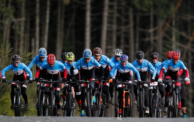 Canada Mountain Bike Team March 30, 2018 ©KevinLight-CBC__EVL7236A